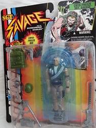 Picture of GI Joe SGT Savage Cryo-Freeze