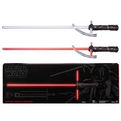 Picture of Star Wars Force Awakens Kylo Ren Force FX Deluxe Lightsaber Prop Replica