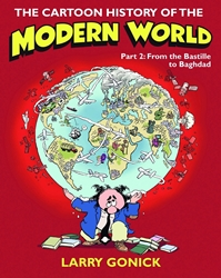 Picture of Cartoon History of the Modern World SC 02
