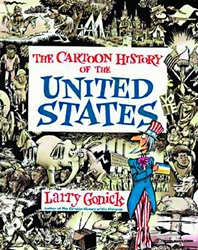 Picture of Cartoon History of the United States TP