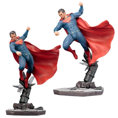 supermanbvsartfxstatue