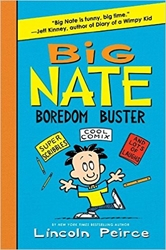 Picture of Big Nate Boredom Buster