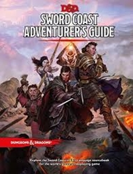 Picture of Dungeons and Dragons RPG Sword Coast Adventurer's Guide
