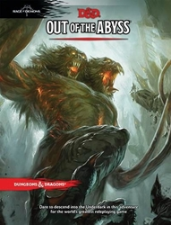 Picture of Dungeons and Dragons RPG Out of the Abyss HC