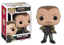 Picture of Pop Movies Suicide Squad Rick Flagg Vinyl Figure