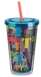 Picture of Tetris 18oz Acrylic Travel Cup