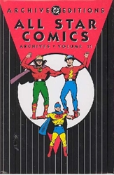 Picture of All-Star Comics Archives Vol 11 HC
