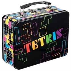 Picture of Tetris Tin Lunch Box