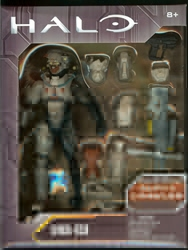 Picture of Halo Linda-058 Alpha Crawler Build a Figure
