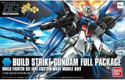 Picture of Build Strike Gundam Full Package 1/144 HG Model Kit
