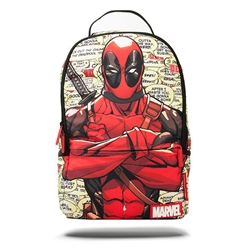 Picture of Marvel Deadpool Blurbs Backpack