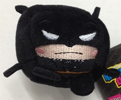 Picture of Batman Dark Knight Kawaii Cubes Mini Plush