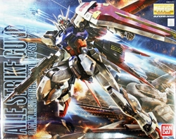 Picture of Aile Strike Gundam Master Grade Model Kit