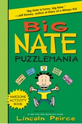 Picture of Big Nate Puzzlemania