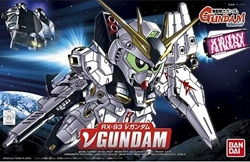 Picture of BB#387 Nu Gundam RX-93 Model Kit
