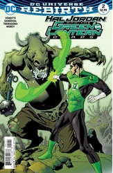 Picture of Hal Jordan and the Green Lantern Corps #2 Nowlan Cover