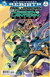 Picture of Hal Jordan & the Green Lantern Corps #3
