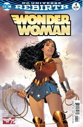 Picture of Wonder Woman #4