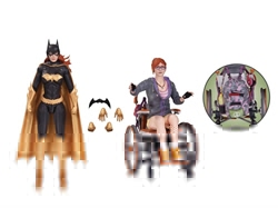 Picture of Batgirl and Oracle Batman Arkham Knight Action Figure 2-Pack