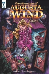 Picture of Adventures of Augusta Wind Last Story #1