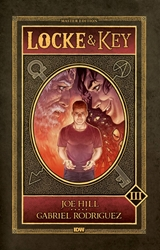 Picture of Locke and Key Vol 03 HC Master Edition