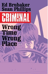 Picture of Criminal Vol 07 SC Wrong Place Wrong Time