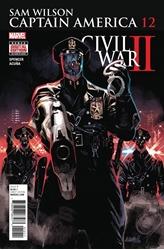 Picture of Captain America Sam Wilson #12