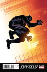 Picture of Astonishing Ant-Man #11 Black Panther 50th Anniversary Cover