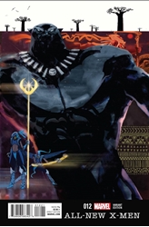 Picture of All-New X-Men (2016) #12 Black Panther 50th Anniversary Cover