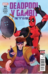 Picture of Deadpool vs Gambit #3