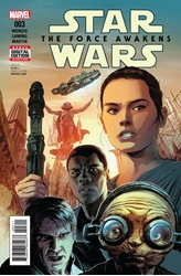 Picture of Star Wars Force Awakens Adaptation #3