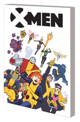 Picture of X-Men Worst X-Man Ever SC