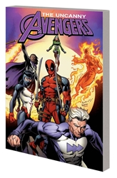 Picture of Uncanny Avengers Unity Vol 02 SC Man Who Fell to Earth