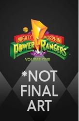 Picture of Mighty Morphin Power Rangers (2016) Vol 01 SC
