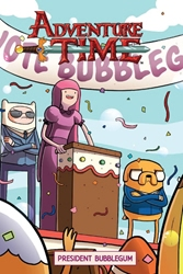 Picture of Adventure Time GN VOL 08 President Bubblegum