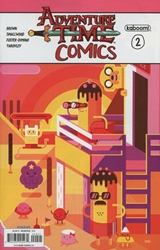 Picture of Adventure Time Comics #2 Helbetico Cover