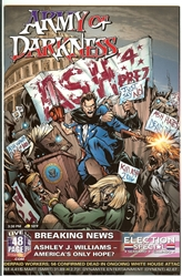 Picture of Army of Darkness Ash for President One-Shot