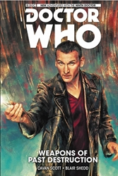 Picture of Doctor Who 9th Doctor TP VOL 01 Weapons of Past Destruction