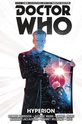 Picture of Doctor Who 12th Doctor Vol 03 SC Hyperion