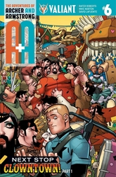 Picture of A&A Adventures of Archer & Armstrong #6