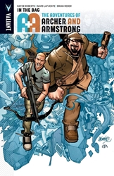 Picture of A&A Adventures of Archer and Armstrong TP VOL 01 In the Bag