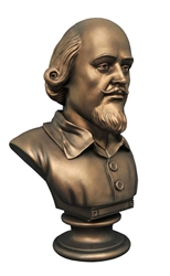 Picture of Batman '66 Shakespeare Head Bust Bank