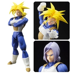 Picture of Dragon Ball Z Trunks Super Saiyan SH Figuarts Figure