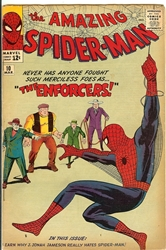 Picture of Amazing Spider-Man #10