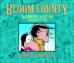 Picture of Bloom County the Complete Library Vol 01 HC 1980-1982