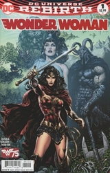 Picture of Wonder Woman #1 2nd Ptg