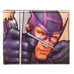 Picture of Hawkeye Printed Bi-Fold Wallet
