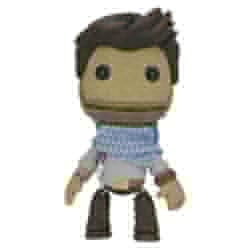 Picture of Little Big Planet Series 2 Uncharted Sackboy 7-Inch Action Figure