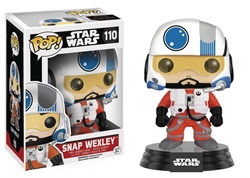 Picture of Pop Star Wars Snap Wexley Vinyl Figure