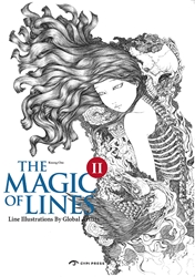 Picture of Magic of Lines II Line Illustrations of Global Artists SC